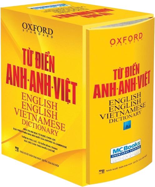 bìa 3D từ điển