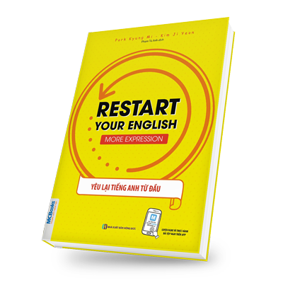 Restart your English - More expression