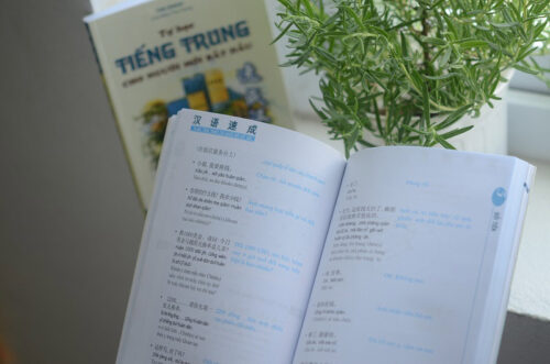 Nội dung sách tự học tiếng trung cho người mới bắt đầu