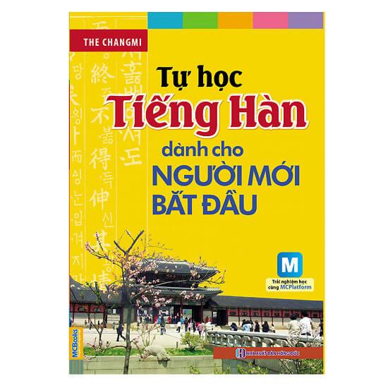 Kết quả hình ảnh cho Sách tự học tiếng Hàn dành cho người mới bắt đầu