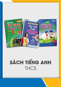 Sách Tiếng anh THCS