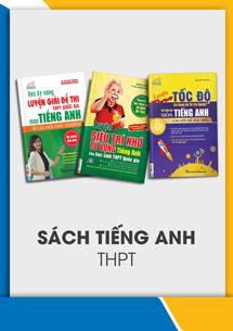 Sách Tiếng Anh Trung Học Phổ Thông