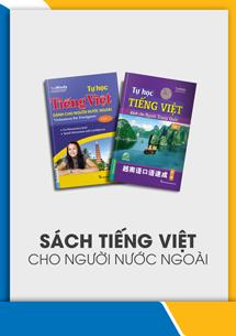 Sách tiếng Việt cho người nước ngoài