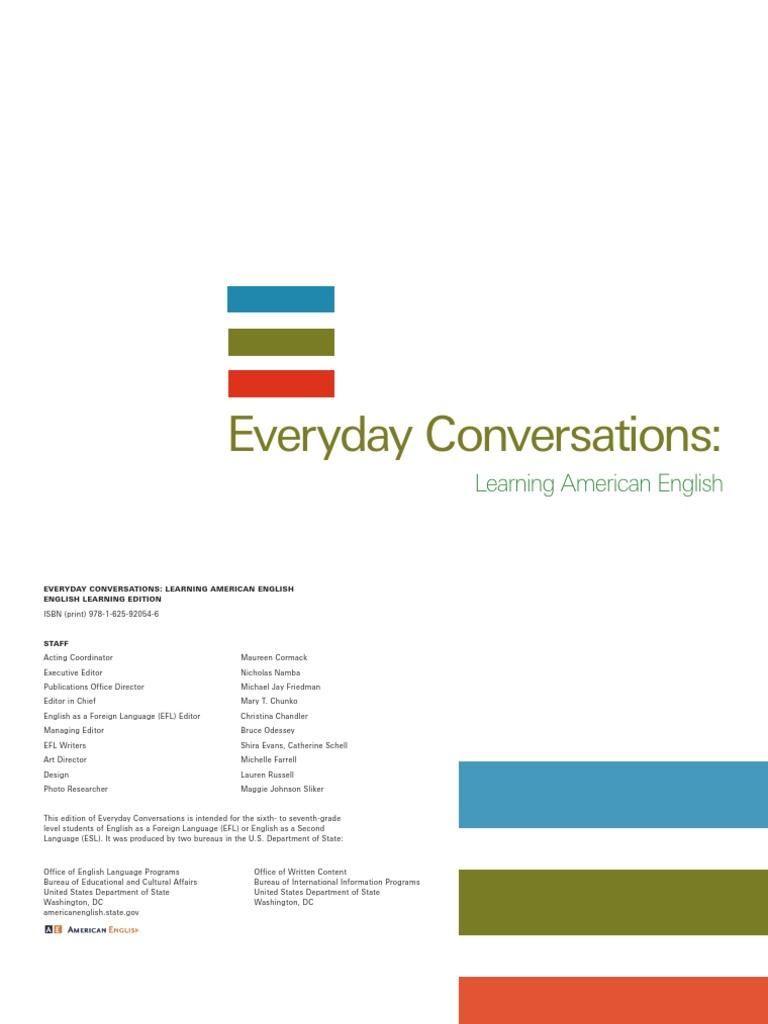 """Ảnh 4: """"Everyday Conversations English"""" sẽ định hướng cho quá trình giao tiếp Tiếng Anh thành thạo của bạn"""