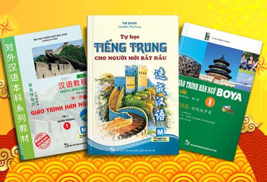 Sách học tiếng Trung