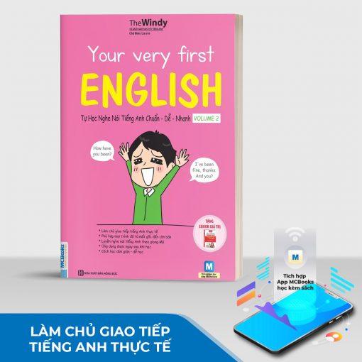 Tự Học Nghe Nói Tiếng Anh Chuẩn – Dễ – Nhanh Volume 2