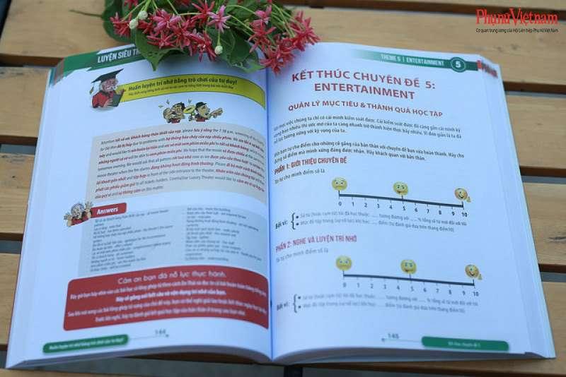 Cuốn sách sử dụng phương pháp học từ vựng mới cực hiệu quả