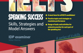 Ielts Speaking Success – Skills Strategies and Model Answers bìa trước 2d