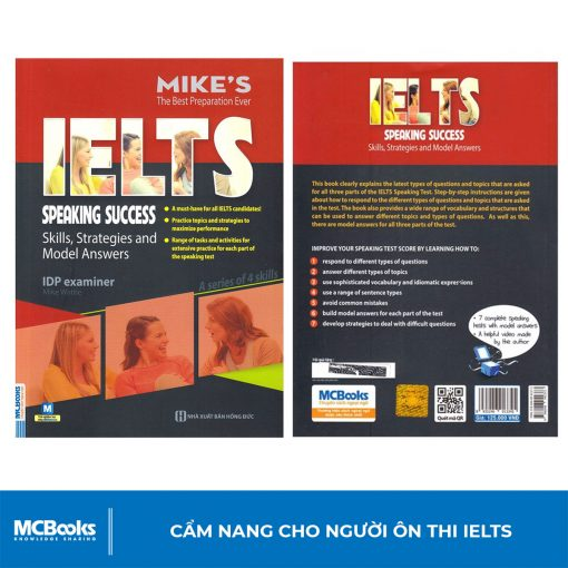 Sách Ielts Speaking Success – Skills Strategies and Model Answers