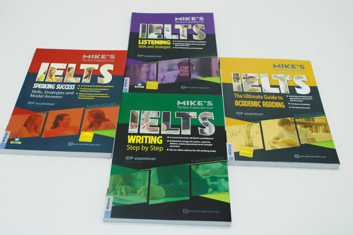 Ielts Speaking Success – Skills Strategies and Model Answers Bo-sach-ielt-mike-1