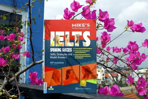 Cuốn sách IELTS Speaking Sucess