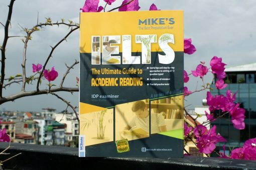 Cuốn sách IELTS - The Ultimate Guide to Academic Reading