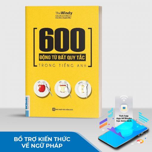 600 động từ bất quy tắc
