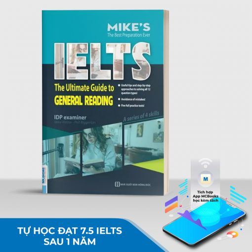 Sách IELTS The Ultimate Guide To General Reading
