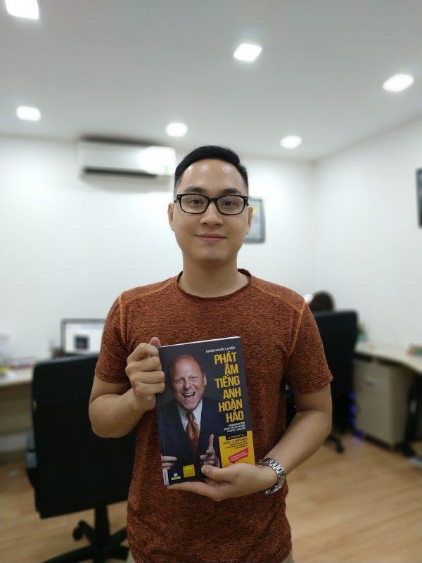 Duy Quang Review sách Phát âm tiếng Anh hoàn hảo