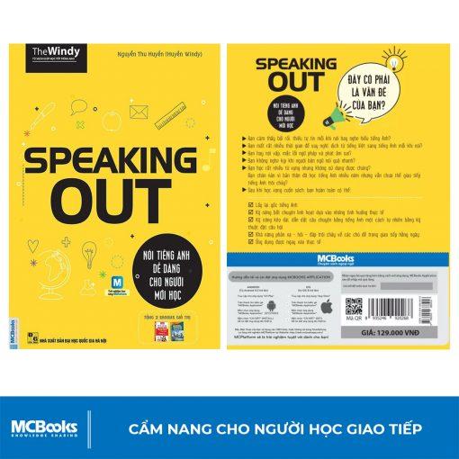 Speaking Out - Nói tiếng Anh dễ dàng cho người mới học