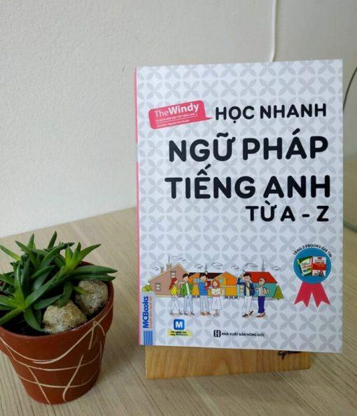 cuốn sách này có đầy đủ các cấu trúc ngữ pháp, được giải thích đơn giản và dễ hiểu kèm các ví dụ được minh họa khá sinh động giúp bạn củng cố nhanh chóng ngữ pháp tiếng Anh qua các bài học