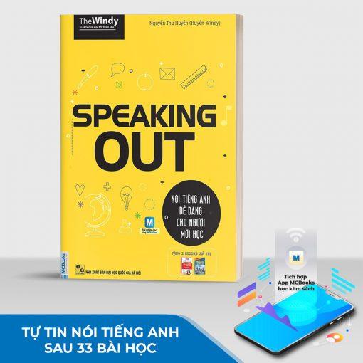 Sách Speaking Out - Nói tiếng Anh dễ dàng cho người mới học
