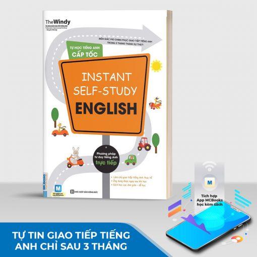 Tự học tiếng Anh cấp tốc Instant self-study English
