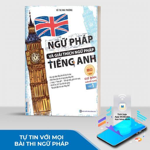 Ngữ pháp và giải thích ngữ pháp tiếng Anh cơ bản và nâng cao 80/20 tập 1