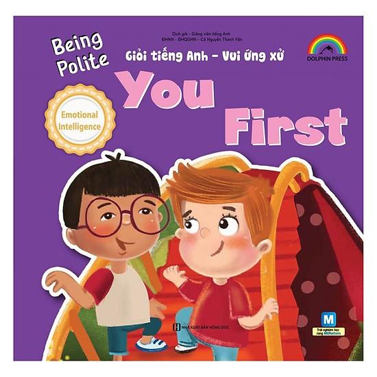 Being polite (Giỏi tiếng Anh- Vui ứng xử)