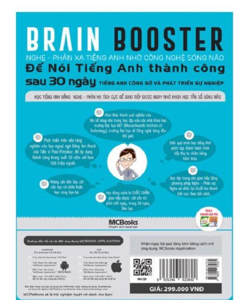 App của cuốn Brain Booster