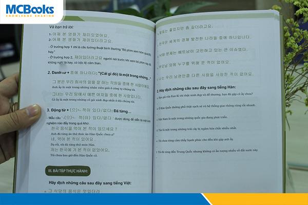 Tự học giao tiếp tiếng Hàn thương mại online