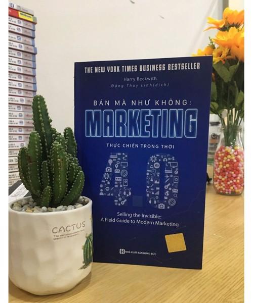 Cuốn sách giúp bạn hiểu những thành tố cơ bản của marketing dịch vụ