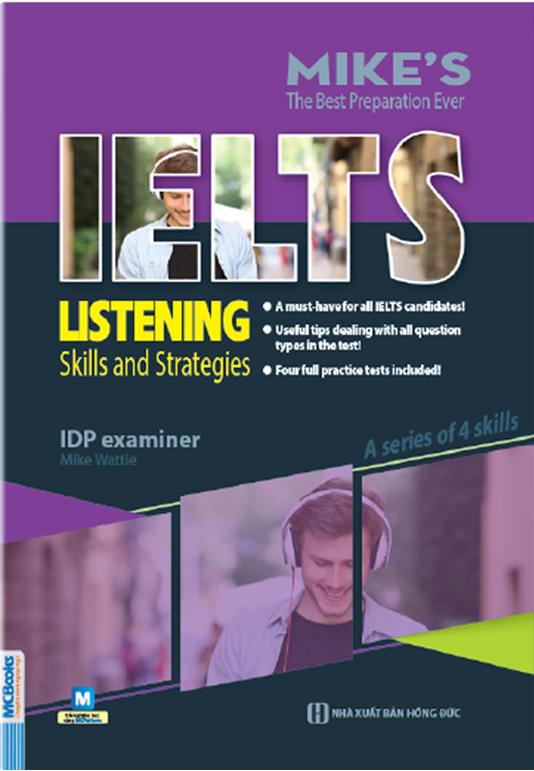 Cuốn sách giúp bạn nâng cao năng lực trong việc nắm bắt các ý chính của người nói