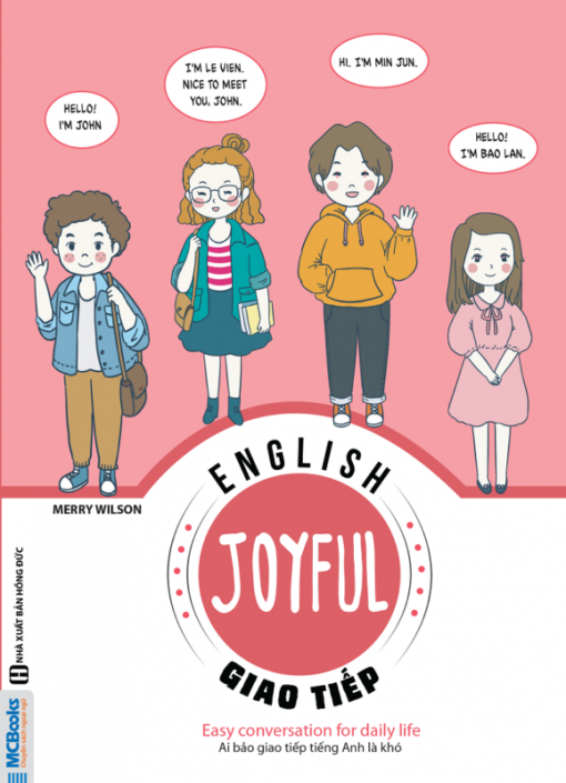 Joyful English – Easy conversation for daily life