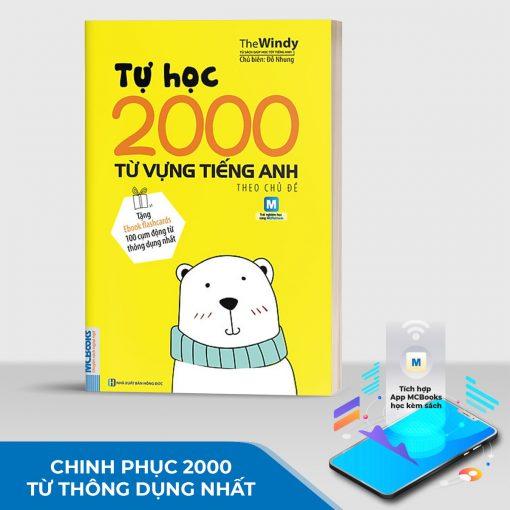 2000 từ vựng tiếng Anh thông dụng nhất