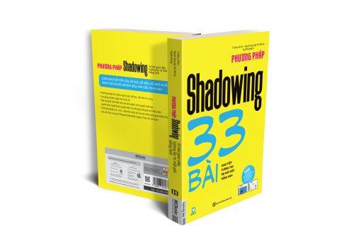 Phương pháp Shadowing bìa trước sau