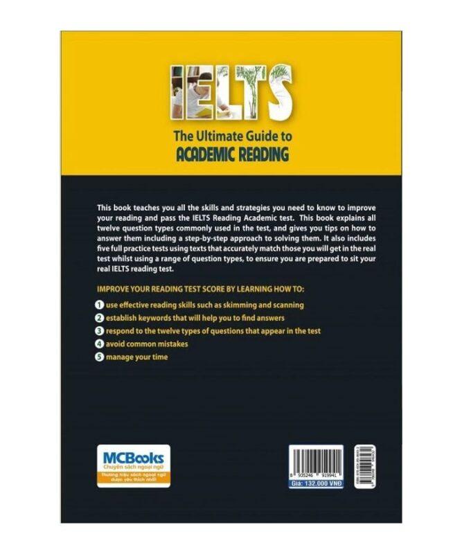 Cuốn sách giúp có cái nhìn tổng quan về phần Reading trong bài thi IELTS