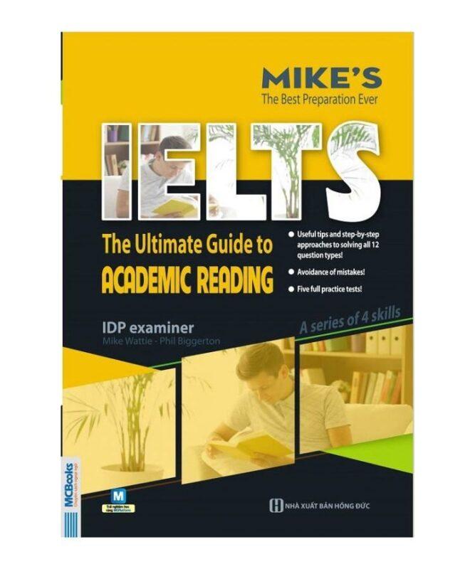 Đây là cuốn sách giúp tập trung phát triển kỹ năng đọc hiểu tiếng Anh