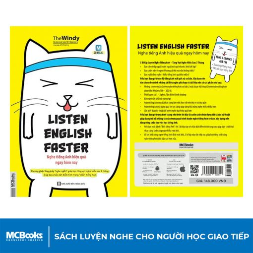 Listen English Faster – Nghe tiếng Anh hiệu quả ngay hôm nay