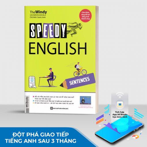 SPEEDY ENGLISH – SENTENCES