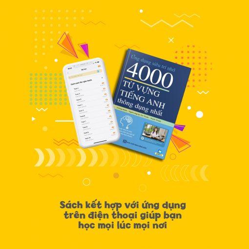 Cuốn 4000 từ vựng tiếng Anh