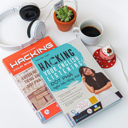 Bộ sách Hacking Your English