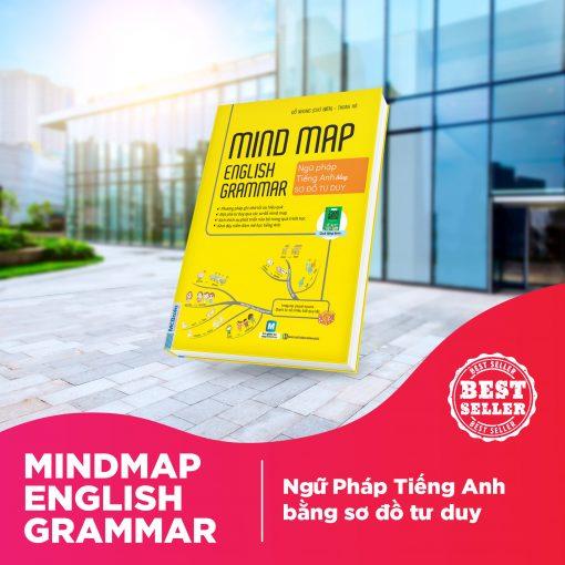 Cuốn Minmap English Grammar