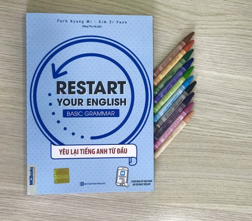 Restart your English- basic Grammar