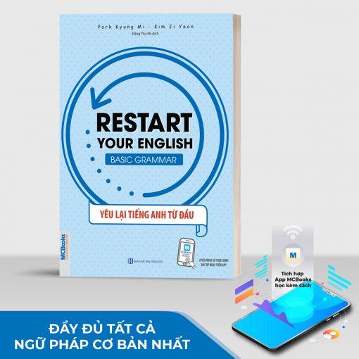 Restart Your English – Basic Grammar