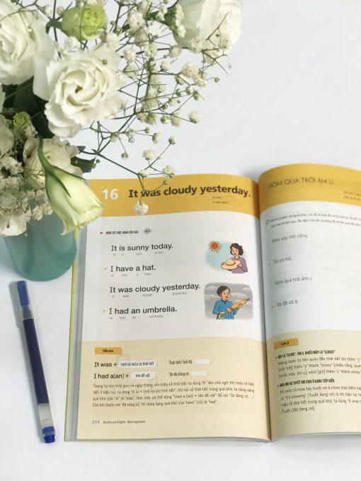 Nội dung bên trong bộ sách Restart Your English