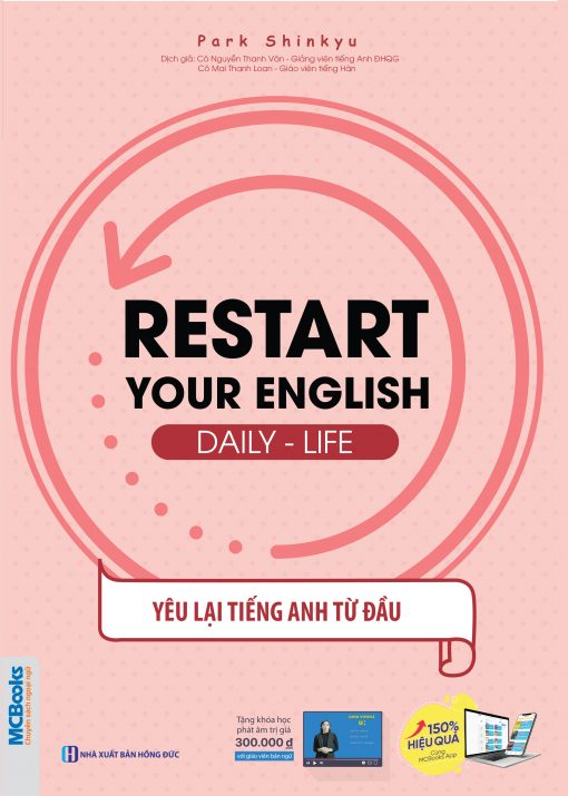 Restart Your English – Daily Life