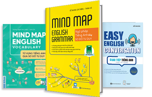 Bộ sách Mindmap English